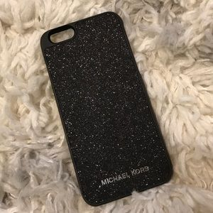 Glam ✨Michael Kors iPhone 6 case